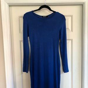 Midi cotton dress